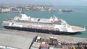 CMV Vasco da Gama, kapal pesiar ketiga sandar di Tanjung Emas - LensaIndonesia.com