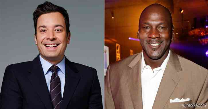 Jimmy Fallon Once Accidentally Kissed Michael Jordan on the Lips: 'I Thought I Was Gonna Die'