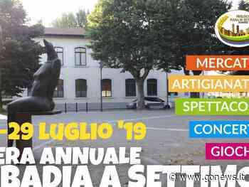 A Badia a Settimo artigianato e spettacoli: il programma della fiera annuale - gonews.it - gonews