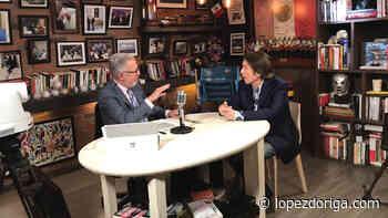 """""""Yo estaré hasta el final"""", explica Raphael sobre retiro - López-Dóriga"""