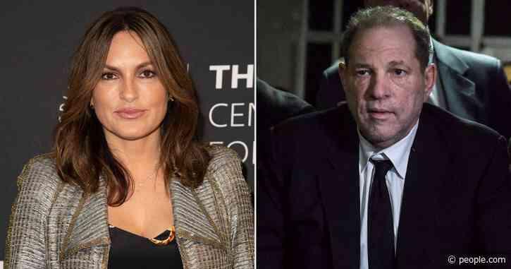 Mariska Hargitay Slams Harvey Weinstein Defense Team's 'Victim-Blaming Tactics'