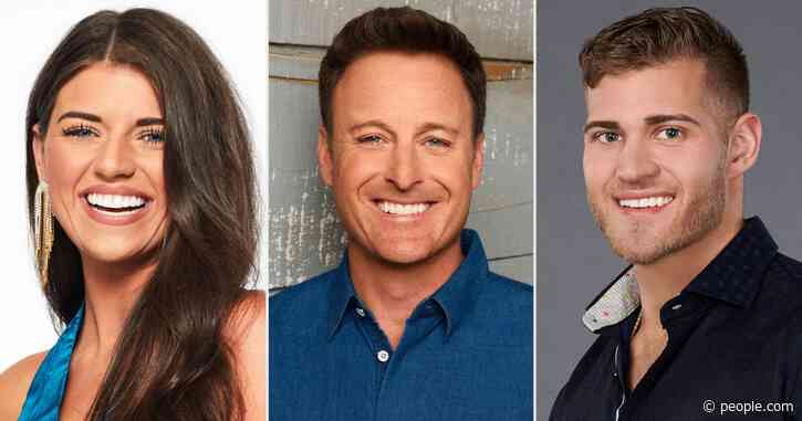 The Bachelor's Chris Harrison Compares Madison to 'Villianized' Luke P. After Sex Ultimatum
