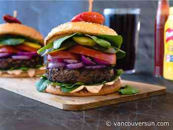 Karen Barnaby: The art of constructing a great vegetable burger