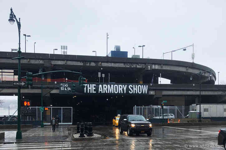 Armory Show Releases Addresses Coronavirus Concerns Ahead of Fair Next Week: Safety Remains a 'Top Priority'