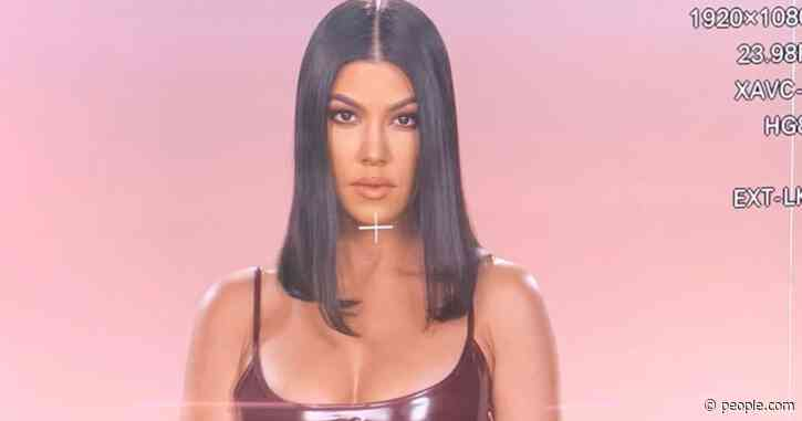 Kourtney Kardashian Films KUWTK Confessionals After Announcing She's Stepping Back from Show