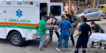 Ataque contra el Ejército, en San Vicente del Caguán, deja dos soldados muertos - Canal 1