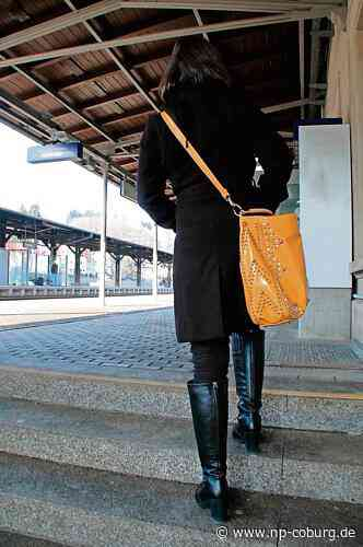 *** Kronach hofft auf Geld für Bahnhofsumbau