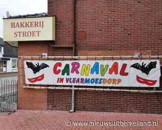 Carnavalsspandoek van Bakker Stroet spoorloos - Eibergen, Neede, Borculo en Ruurlo! - Nieuws uit Berkelland