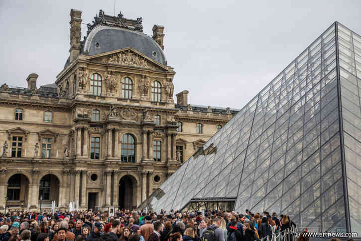 Louvre's Blockbuster Leonardo Show Attracts Over 1 M. Visitors, Nearly Doubling Previous Record