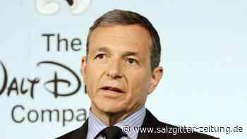 Nachfolger schon ernannt: Disney-Chef Bob Iger tritt zurück
