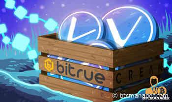 CREAM, Bitrue Partnership to Boost VeChain (VET) Ecosystem Development - BTCMANAGER