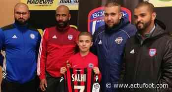 Un jeune de l'AF Bobigny signe à l'OGC Nice ! - Actufoot