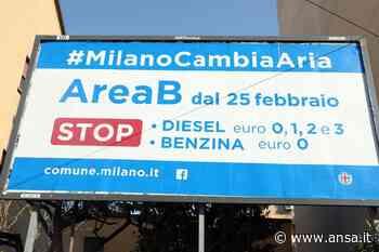Smog, a Milano nuove telecamere Area B - Attualità - Agenzia ANSA