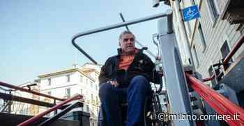 Mauro e Samira, l'avventura quotidiana di due disabili a Milano - Corriere della Sera