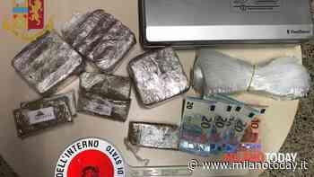 Milano, oltre due chili di hashish nascosto nelle scatole della pasta: pusher arrestato - MilanoToday