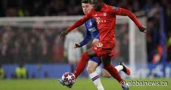 Alphonso Davies shines in Bayern Munich's 3-0 Champions League win at Chelsea
