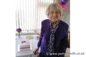 Countdown is the secret to reaching 100 according to Portsmouth's Sylvia Milverton - Portsmouth News