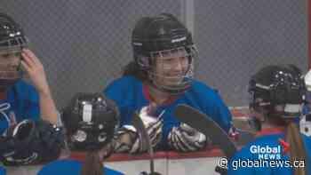 Global Edmonton MVP: Colleen Mantie
