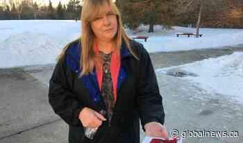 'It was fate': Edmonton woman discovers treasure hunt honouring Sherwood Park man