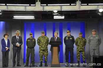 """Gobierno """"deplora"""" el secuestro de dos militares en la Macarena - La FM"""