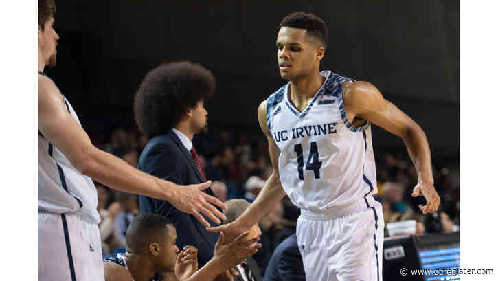 UC Irvine's Evan Leonard finding his range at right time of season