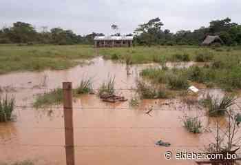 Desciende el nivel de los ríos cercanos a Rurrenabaque y San Borja - EL DEBER