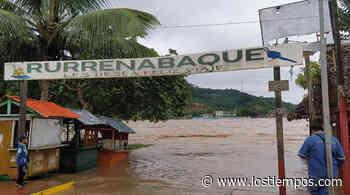 Reportan descenso de nivel de ríos en municipios de Rurrenabaque y San Borja en Beni - Los Tiempos