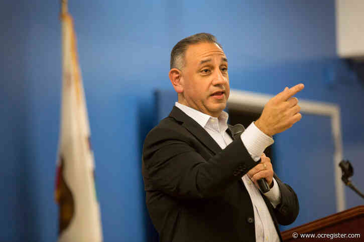 Rep. Gil Cisneros' 39th district receives $8 million in wildfire home-rebuilding aid