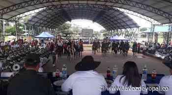 Se realizó en Hato Corozal Encuentro de Seguridad y Convivencia Ciudadana, en el marco de la conmeroación del Bicentenario. - Noticias de casanare - La Voz De Yopal