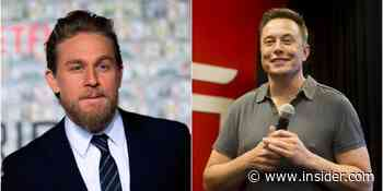 Charlie Hunnam wanted to base Christian Grey on Elon Musk in '50 Shades' - Insider - INSIDER