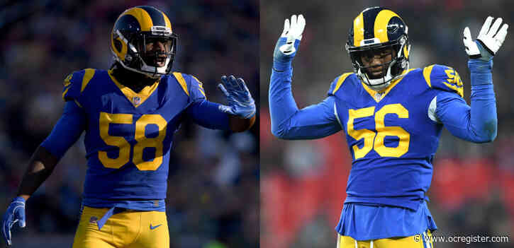 Rams' hard offseason decisions begin with a game of tag