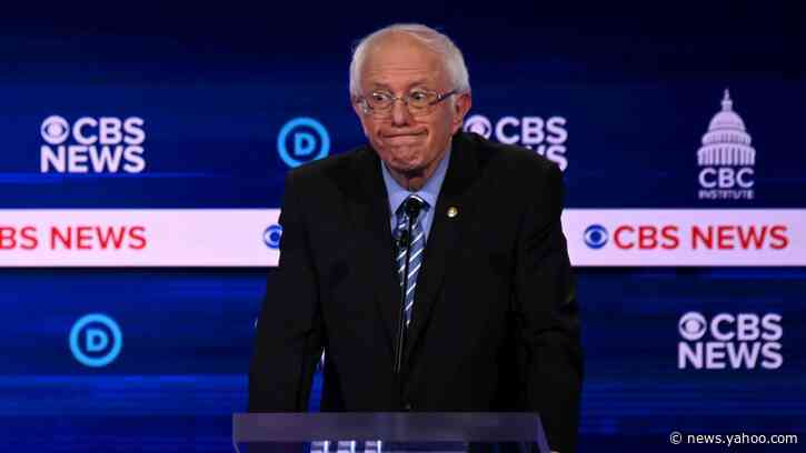Democratic Debate: Bernie Gets Gang-Tackled Out of the Gate