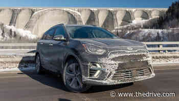 A Frozen 500-Mile Mad Dash Through Quebec Shows What The Kia Niro EV Can (And Can't) Do - The Drive