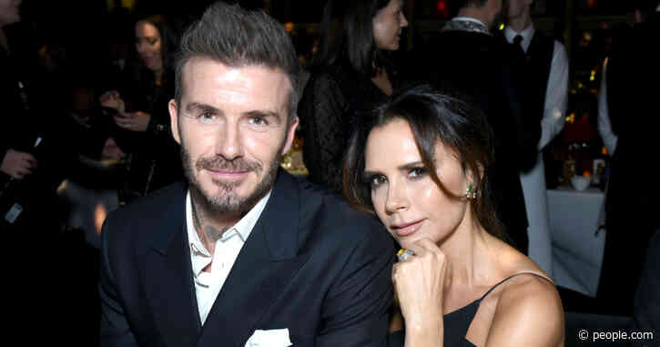 David Beckham Recalls What Made Him Fall in Love with Wife Victoria in Sweet Throwback Video