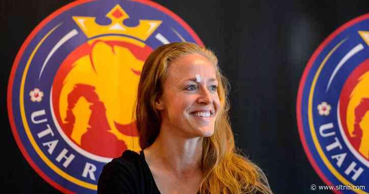 Utah Royals FC to send star defender Becky Sauerbrunn to Portland Thorns