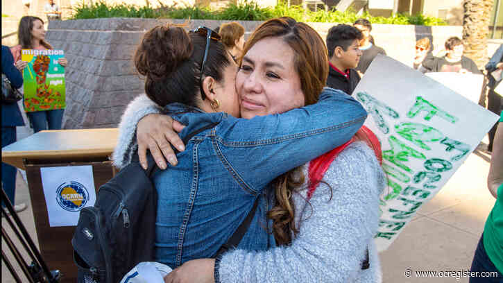 Deportation for Mexican woman could mean foster care for her American kids