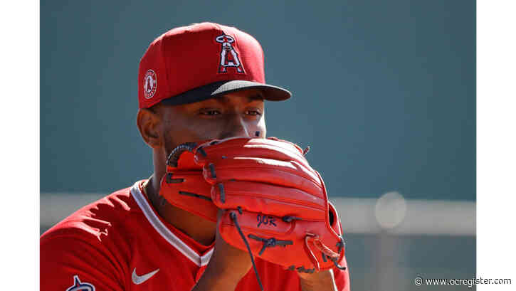 Angels to skip Julio Teheran's first spring start because of hamstring tightness