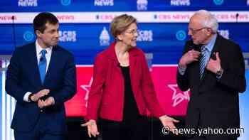 Sanders hit early and often at Democratic presidential debate