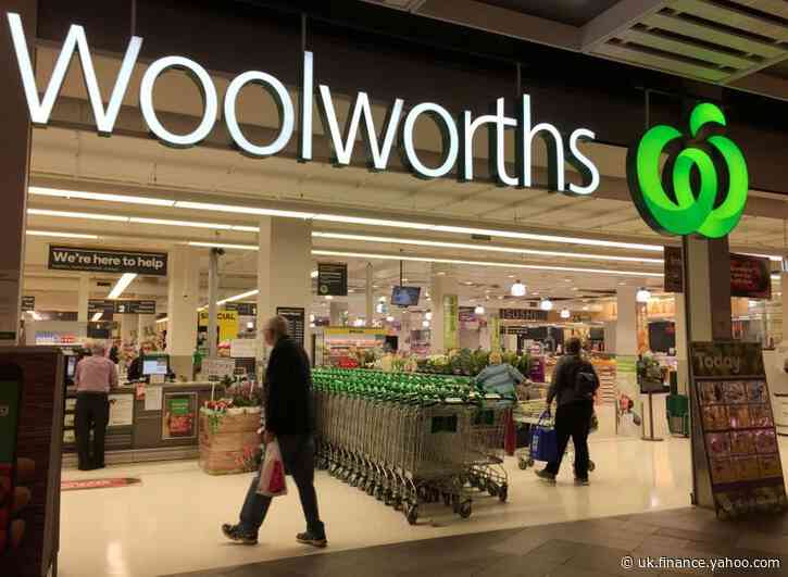 Australian fires, drought hit Woolworths sales, shares down