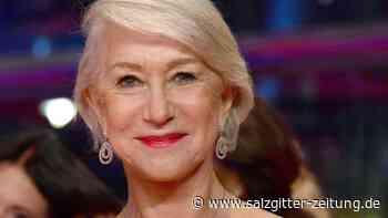 """Königin und """"Bad ass"""": Berlinale: Helen Mirren wird für Lebenswerk geehrt"""