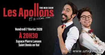 LES APOLLONS Espace Pierre Lanson Saint-Denis-en-Val 7 février 2020 - Unidivers