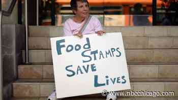 Illinois Congressman Takes on Trump to Protect Food Stamps