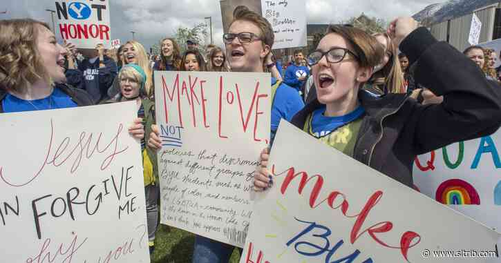 BYU professor says school's gay Honor Code change is 'a blessing,' especially for those who don't like it