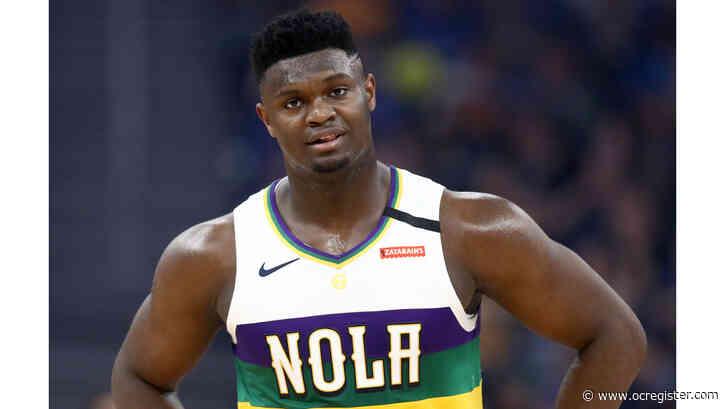 Zion Williamson giving Pelicans a big boost