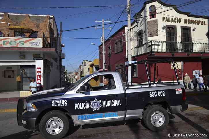 Violence, industry co-exist in conservative Mexican state