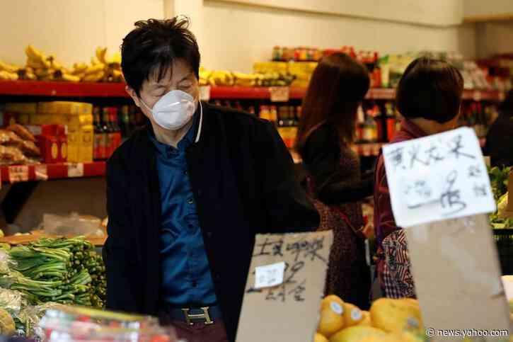 Coronavirus infects U.S. soldier in South Korea as pandemic fears fuel market selloff