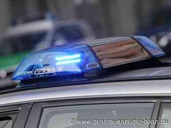 Polizei fahndet nach Täter: Unbekannter überfällt junges Paar in Alfter mit Messer - General-Anzeiger