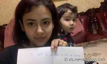 Uighur woman says she was threatened by Chinese police after husband appeared on Q&A