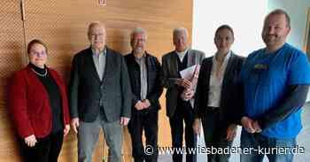 Neue Mitglieder für die Ortsgerichte in Niedernhausen - Wiesbadener Kurier