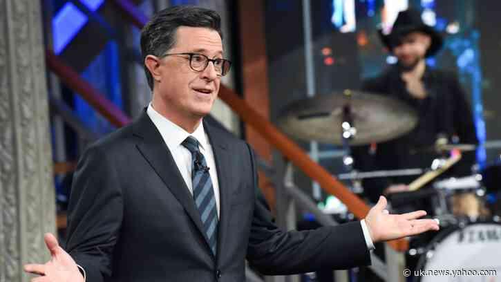 Stephen Colbert Booed for Brutal Takedown of Bloomberg's Debate Performance